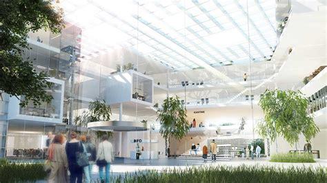 Cool House Designs odense university hospital by henning larsen architects
