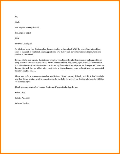 5 farewell email to colleagues sles lpn resume