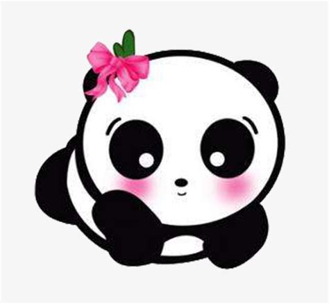 imagenes de osito kawaii 卡通熊猫素材图片免费下载 高清卡通手绘png 千库网 图片编号7840227