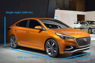 Length Of Hyundai Verna Hyundai Verna 2017 Specification Or Specs Power Steering