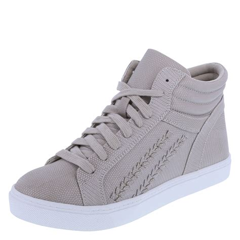 womans high top sneakers brash fletcher s high top sneaker shoe payless