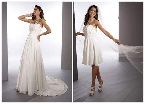 Hochzeitskleid 2 In 1 by Whiteazalea Sheath Dresses Convertible 2 In 1 Wedding