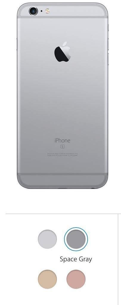 Iphone 6 64gb Black Space Original new apple iphone 6s space gray factory sealed unlocked