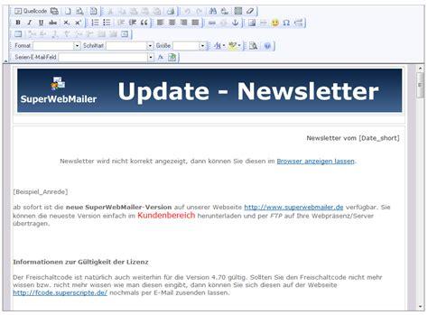 outlook newsletter erstellen mit bildern grafiken und e mail marketing tools newsletter software follow up