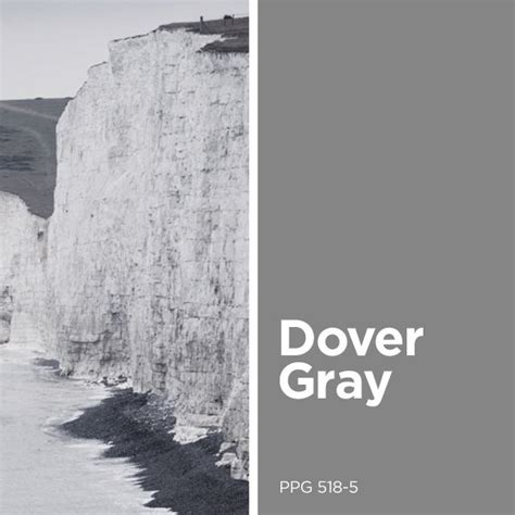 dover gray ppg 518 5 paint dovers and gray