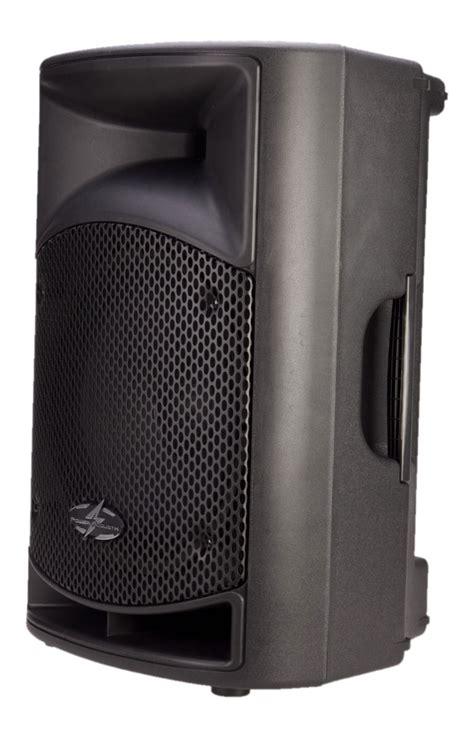 power acoustik p  pro dj floor mounted speaker