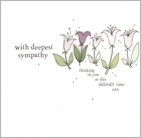 Sympathy Card Images