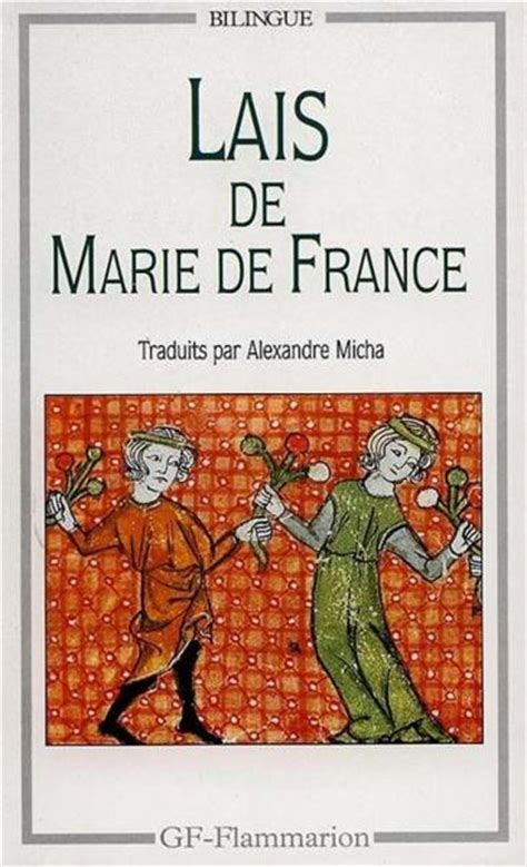 225305271x lais de marie de france lais de marie de france marie de france livre france
