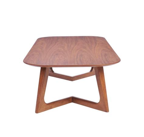 contemporary furniture coffee and end tables modern walnut coffee table z097 contemporary