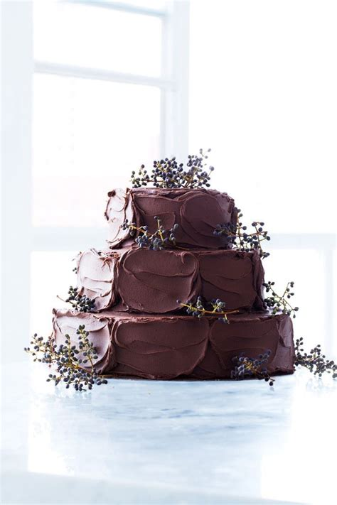 Chocolate Wedding Cakes Pictures by 25 Best Ideas About Chocolate Wedding Cakes On