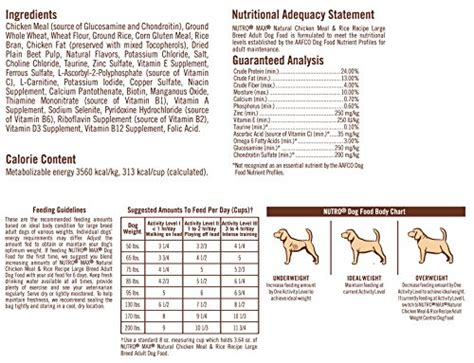 nutro max large breed puppy nutro max large breed food chicken meal and rice recipe 30 pounds