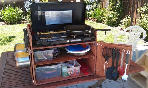 Small Truck Bed Tool Box Victorian Free Camping Camp Box Chuck Box Kitchen Box