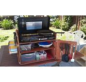 Victorian Free Camping Camp Box Chuck Kitchen