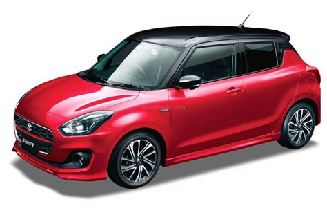 india bound  suzuki swift facelift officially unveiled