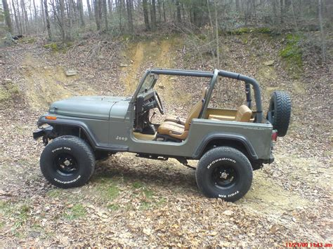 1992 Jeep Yj Xcingmike 1992 Jeep Yj Specs Photos Modification Info At