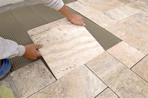 how to install tile flooring in bathroom installing sealing and protecting marble tile flooring