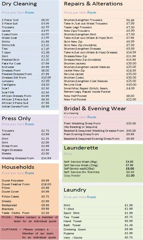 Dry Cleaning Duvet Prices T Amp T Dry Cleaners Dry Cleaners In Woolwich Dry Cleaner