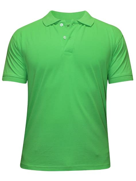Shirt Green Light buy t shirts nologo light green polo t shirt