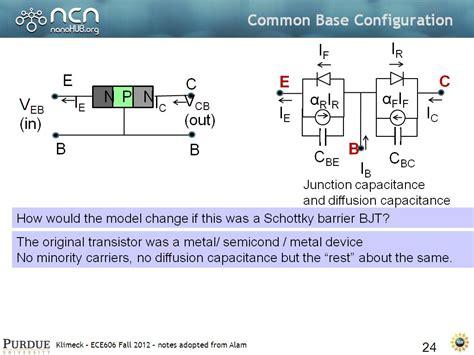 bipolar transistor lecture bipolar transistor lecture 28 images nanohub org resources ece 606 lecture 18 bipolar