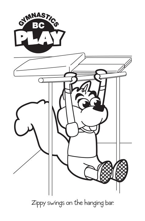 coloring book zippy gymnastics leotards coloring pages coloring pages