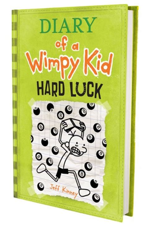 Diary of a wimpy kid hard luck book 8 wimpy kid