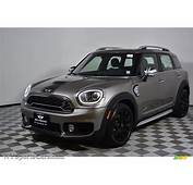 2017 Mini Countryman Cooper S ALL4 In Melting Silver