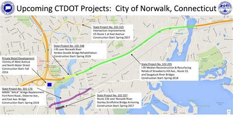 Norwalk Ct Hospital Detox by Yankee Doodle Bridge Work Delayed Until 2018