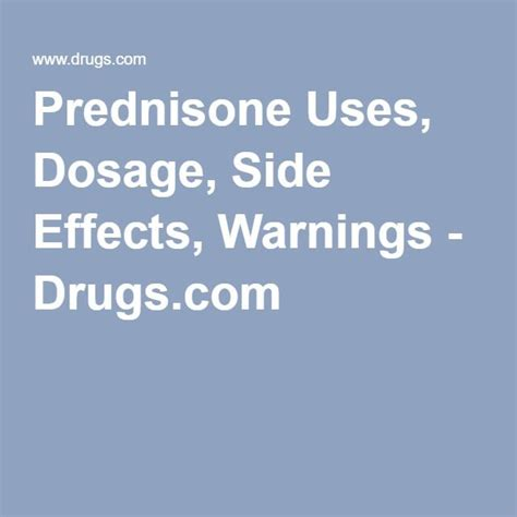 prednisone for dogs side effects side effects of prednisone in humans prednisolone dopage effets