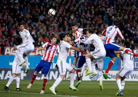 atletico madrid vs real madrid 2015 copa del rey highlights 2 0 copa del rey real madrid va por la remontada ante el