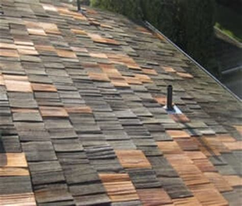 Shake Roof Repair Is It Time To Replace My Cedar Shake Wood Roof Get The