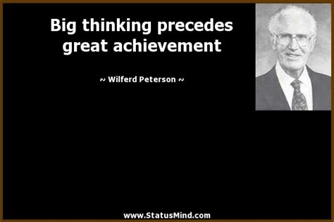 Essay On Big Thinking Precedes Great Achievement by Smart Quotes Page 28 Statusmind