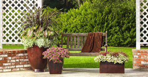 vasi per terrazzi vasi per terrazze vasi da giardino modelli vasi