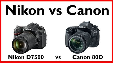 Best DSLR for Wedding Photography   Canon 80d vs Nikon