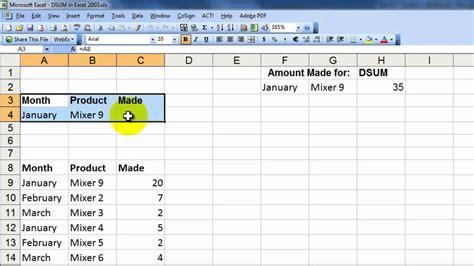 design criteria exle ks2 the sumifs and dsum functions use multiple criteria in