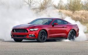 Ford Mustang 2016 2016 Ford Mustang Revealed Introduces Special Option