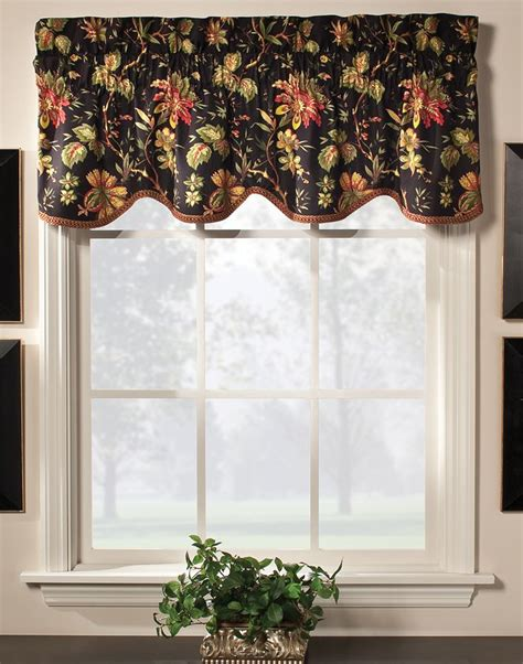 waverly kitchen curtains and valances 26 best images about waverly valances on pinterest black