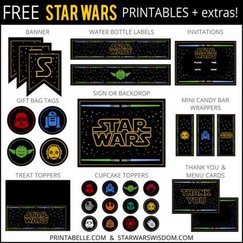 printable star wars name tags free printable star wars name tags