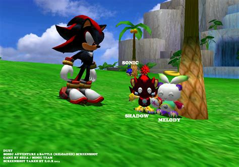 Sonic Chao Garden by The Chao Garden Dimension