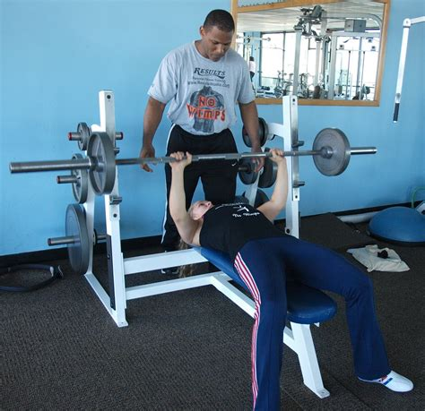 bench press without a spotter annmaria s blog on judo business and life