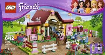 Treehouse Social Club - lego friends heartlake stables