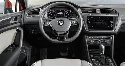volkswagen tiguan 2018 interior 2018 volkswagen tiguan preview consumer reports