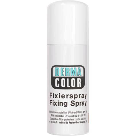 kryolan hair color spray review dermacolor fixing spray