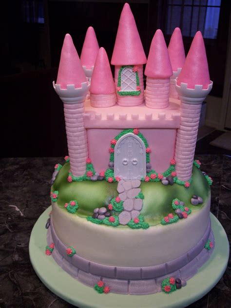 castle cakes decoration ideas  birthday cakes