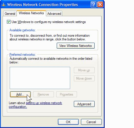 membuat jaringan wifi di windows xp teknik komputer jaringan cara men setting jaringan