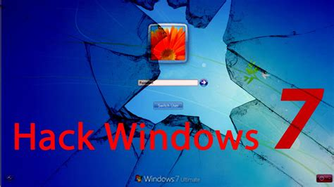 windows 7 reset password hack hack windows 7 admin password without software youtube
