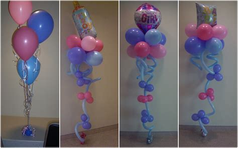 balloon diy decorations baby shower balloon ideas from prasdnikov stylish