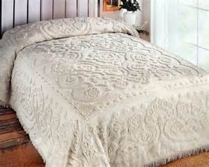 Buy Bedspreads 100 Percent Cotton Chenille Soft And Plush Bedspread