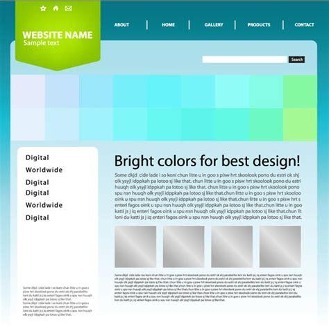 9 Designs Of Minimalist Website Templates Minimalist Web Templates