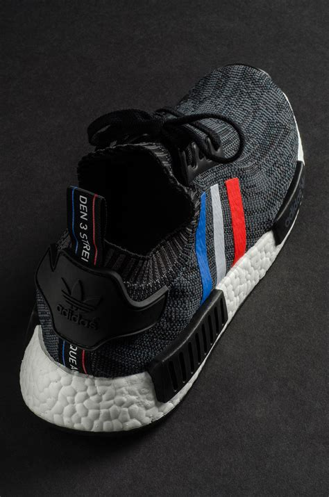 Adidas Nmd 3 adidas nmd r1 primeknit tri color pack sneakernews