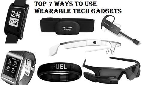 7 Ways To Greener Gadgetry by Top 7 Ways To Use Wearable Tech Gadgets For Business